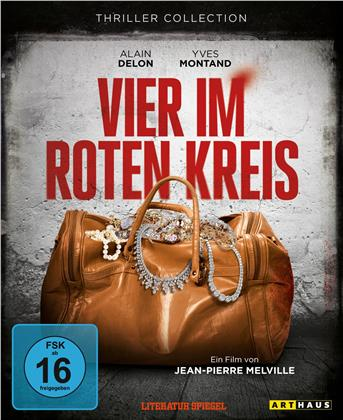 Vier im roten Kreis (1970) (Thriller Collection, Arthaus, Digibook)