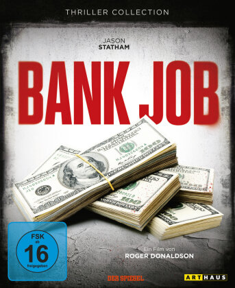 Bank Job (2008) (Thriller Collection, Arthaus, Digibook)