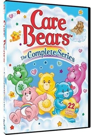 Care Bears - Complete Series (2 DVDs)