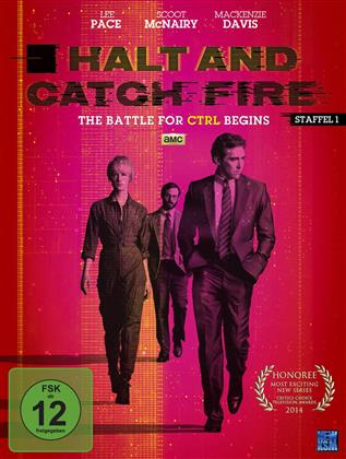 Halt And Catch Fire - Staffel 1 (2014) (4 DVDs)