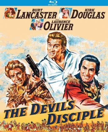 Devil's Disciple - Devil's Disciple / (Rmst Dhd) (1959) (Remastered)