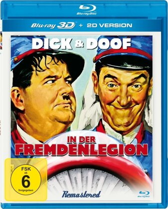 Dick & Doof - In der Fremdenlegion (s/w)