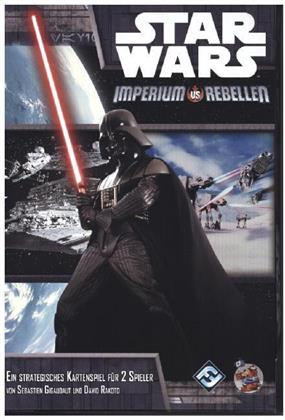 Star Wars - Imperium vs Rebellen