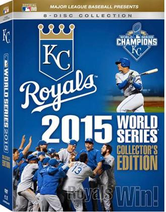 MLB: 2015 World Series - Royals Win! (Collector's Edition)