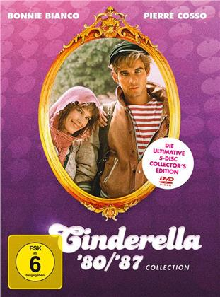 Cinderella '80/'87 - Collection (Collector's Edition, 5 DVDs)