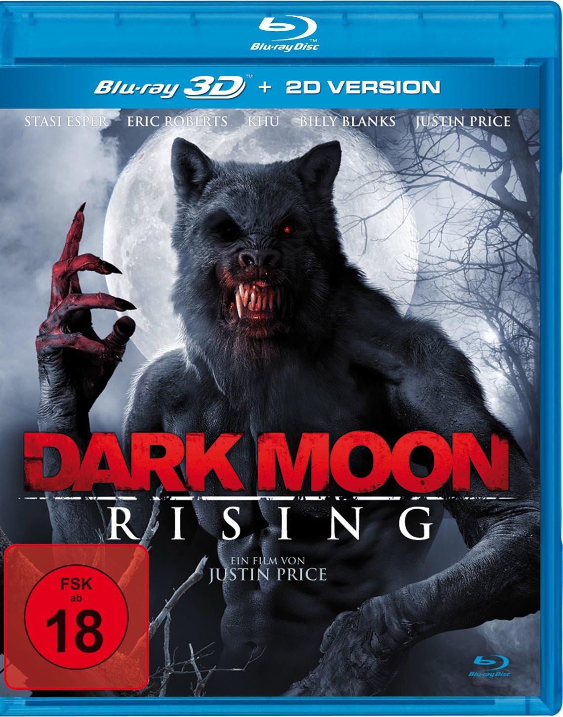 Dark Moon Rising 3D (2015) - (Blu-ray 3D (+2D))