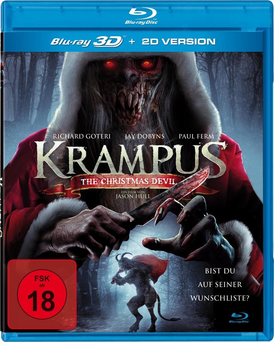 Krampus - The Christmas Devil 3D (2013) - (Blu-ray 3D (+2D))