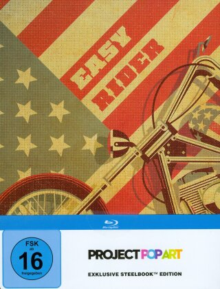 Easy Rider (1969) (Project Pop Art Edition, Steelbook)
