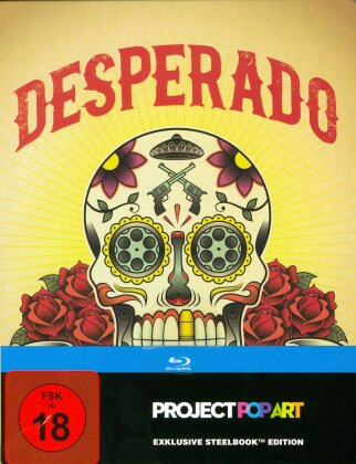 Desperado (1995) (Project Pop Art Edition, Steelbook)