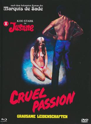 Cruel Passion - Grausame Leidenschaften (1977) (Cover B, Limited Edition, Mediabook, Blu-ray + DVD)