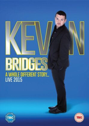 Kevin Bridges - A whole different Story... Live 2015 (Limited Edition)