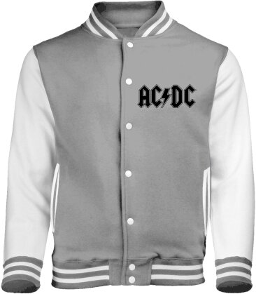 AC/DC - For Those About To Rock College Jacket - Grösse S
