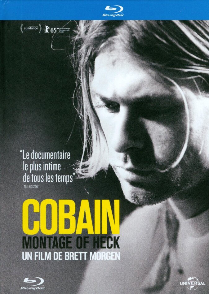 Cobain - Montage of Heck (2015) (Digibook)
