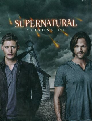 Supernatural - Saisons 1 - 9 (54 DVDs)