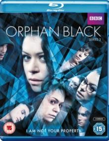 Orphan Black - Season 3 (BBC, 3 Blu-ray)