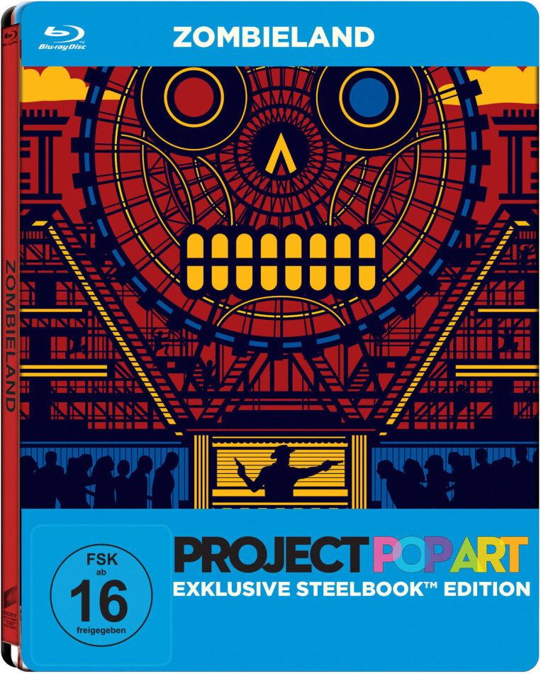 Zombieland (2009) (Project Pop Art Edition, Steelbook)