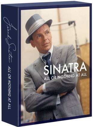 Frank Sinatra - All or Nothing at All (Deluxe Edition, 4 DVDs + CD)