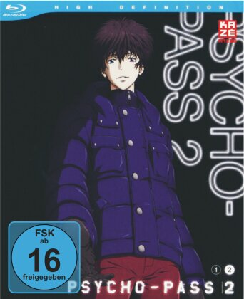 Psycho-Pass - Staffel 2.2 (Digibook)