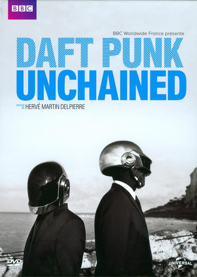 Daft Punk - Unchained (Digibook, Limited Edition)