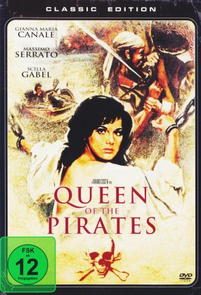 Queen of the pirates (1960) (Classic Edition)