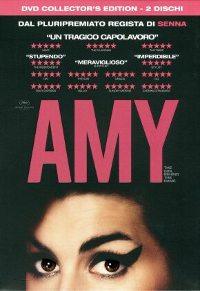 Amy - The Girl Behind The Name (2015) (Collector's Edition, 2 DVDs)