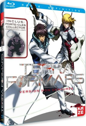 Terra Formars - Box Vol. 2 (Version non censurée, porte-clefs, Collector's Edition)