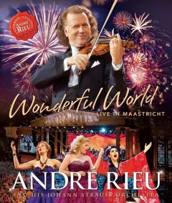 André Rieu - Wonderful World - Live in Maastricht