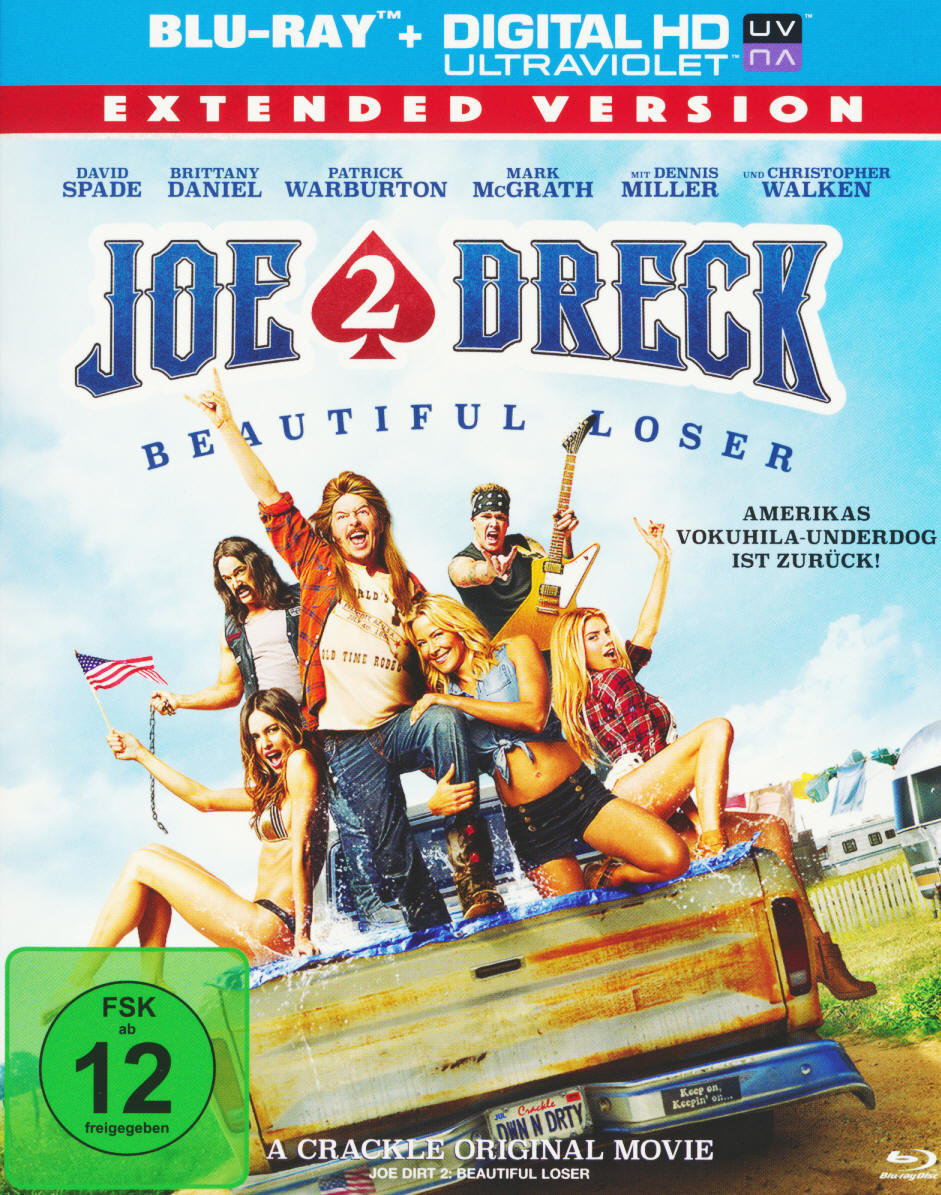 Joe Dreck 2 (2015) - Beautiful Loser (Extended Edition)