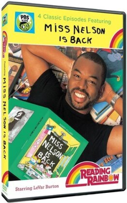 Reading Rainbow - Miss Nelson is back