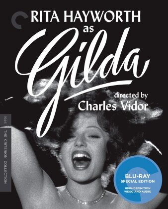 Gilda (1946) (s/w, Criterion Collection)