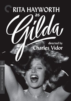 Gilda (1946) (n/b, Criterion Collection)
