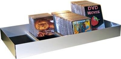 CD Softcover Box Alu XXL 500 - Aluminium eloxiert