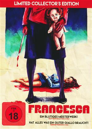 Francesca (2015) (Limited Collector's Edition, Mediabook, Blu-ray + DVD)