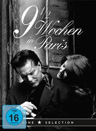 9 1/2 Wochen in Paris (1997) (Cine Star Selection, Mediabook, Uncut, Limited Edition)