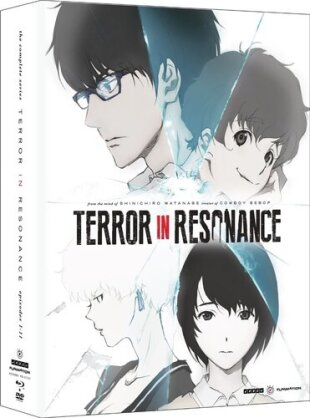 Terror In Resonance - The Complete Series (Limited Edition, 2 Blu-rays + 2 DVDs)