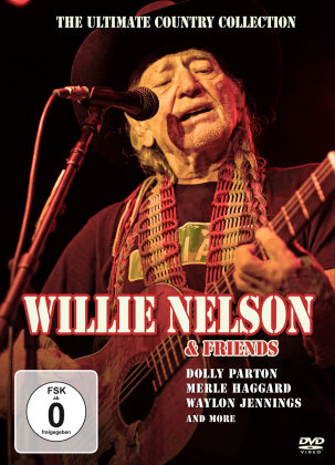 Willie Nelson - Willie Nelson & Friends - The Ultimate Country Collection (Inofficial)