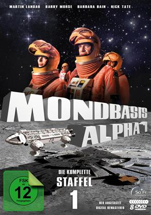 Mondbasis Alpha 1 - Staffel 1 (Neuabtastung, Remastered, 8 DVDs)