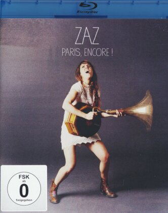 Zaz - Paris, Encore!