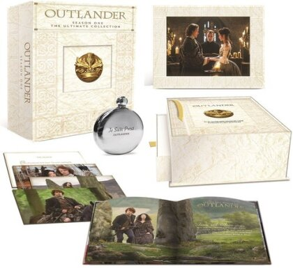 Outlander - Season 1 - The Ultimate Collection (Limited Edition, 5 Blu-rays)