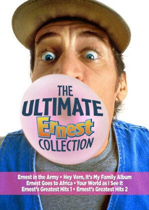 The Ultimate Ernest Collection (2 DVDs)