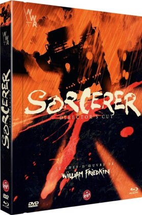Sorcerer (1977) (Director's Cut, Mediabook, Blu-ray + DVD)