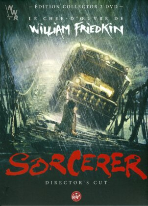 Sorcerer (1977) (Digibook, Director's Cut, Collector's Edition Limitata, 2 DVD)