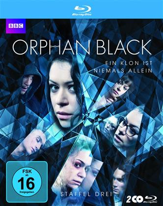 Orphan Black - Staffel 3 (BBC, 2 Blu-ray)