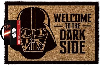 Star Wars : Welcome To The Dark Side - Paillasson