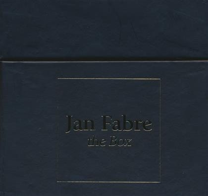 Jan Fabre - Coffret (Limited Edition, 17 DVDs)
