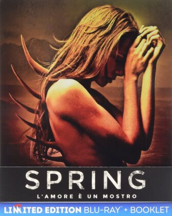 Spring (2014) (Limited Edition, Steelbook)