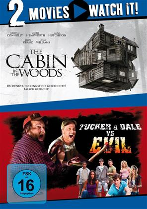 The Cabin in the Woods / Tucker & Dale vs. Evil (2 DVDs)