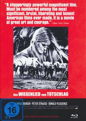 Das Wiegenlied vom Totschlag (1970) (Cover B, Collector's Edition, Limited Edition, Uncut, Mediabook, Blu-ray + DVD)