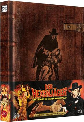 Der Hexenjäger (1968) (Collector's Edition Limitata, Mediabook, Blu-ray + 2 DVD)