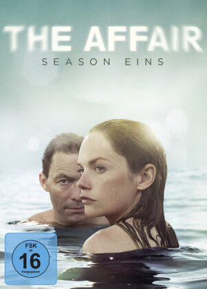 The Affair - Staffel 1 (4 DVDs)